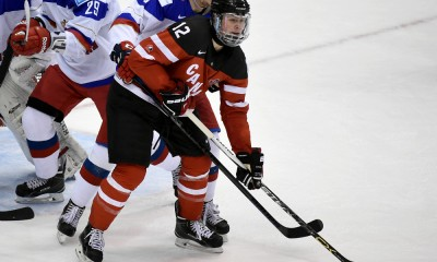 HOCKEY: DEC 19 World Junior Championship Exhibition Game - Canada v Russia