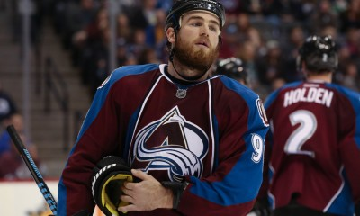 NHL: MAR 14 Flames at Avalanche