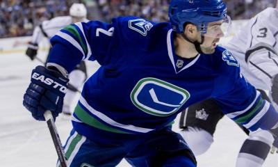 NHL: MAR 12 Kings at Canucks