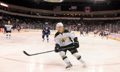 AHL: OCT 18 Utica Comets at Texas Stars