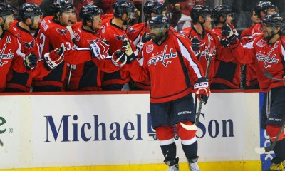 The biggest roster move the Sharks made this summer was signing Joel Ward.