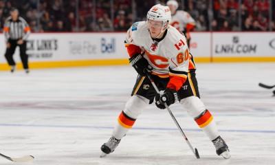 NHL: NOV 02 Flames at Canadiens