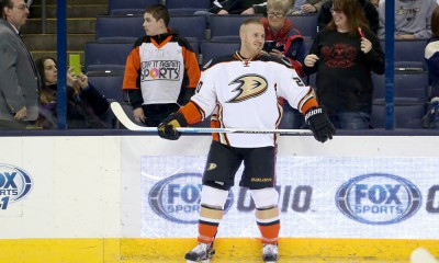 NHL: MAR 24 Ducks at Blue Jackets