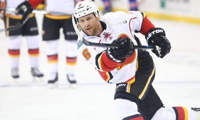 NHL: FEB 24 Flames at Rangers