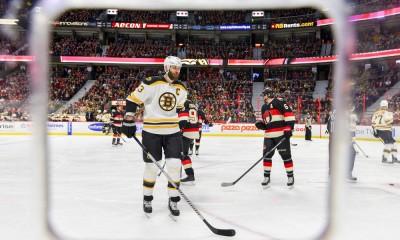 NHL: MAR 19 Bruins at Senators