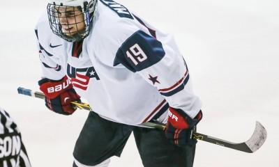 INTERNATIONAL HOCKEY: USA Hockey Junior Evaluation Camp