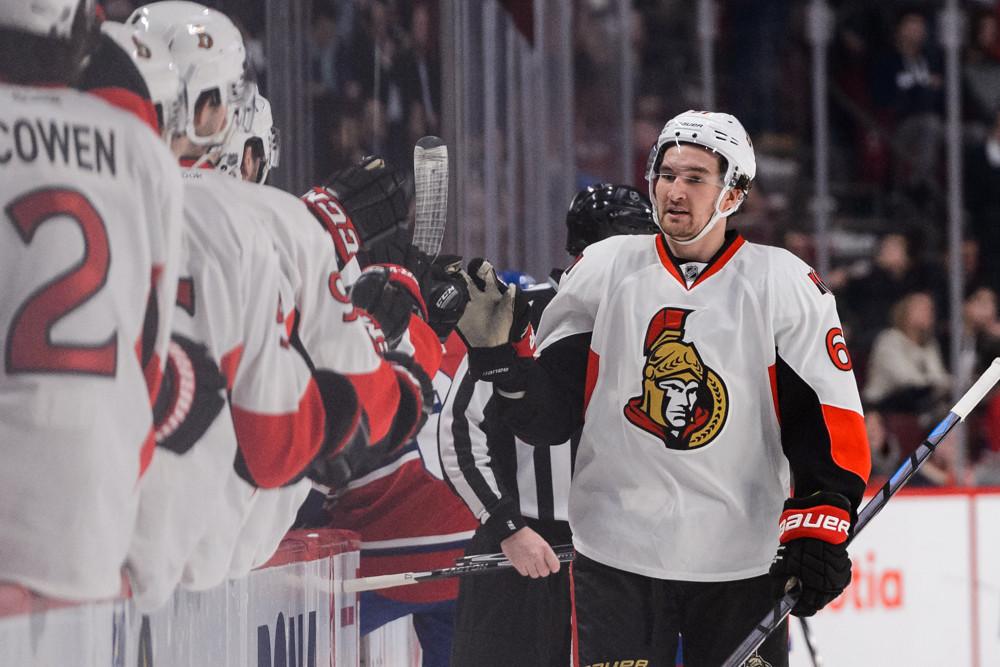 NHL: MAR 12 Senators at Canadiens