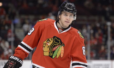 NHL: FEB 20 Avalanche at Blackhawks