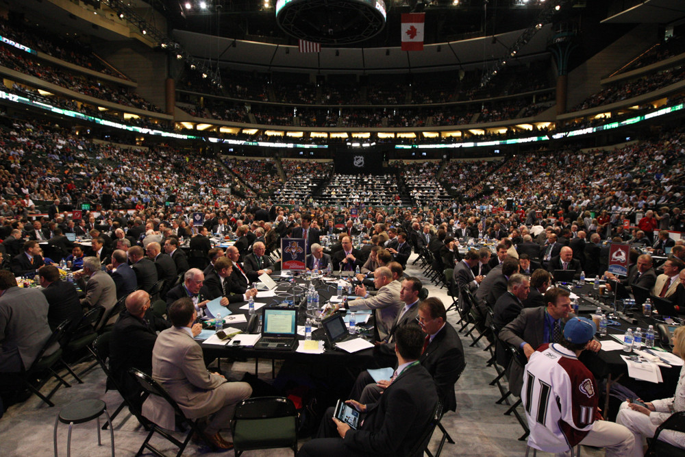 NHL: JUN 24 2011 Entry Draft