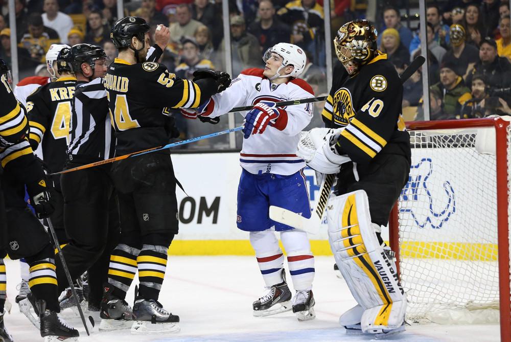 NHL: FEB 08 Canadiens at Bruins