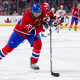JAN 06, 2016 : P.K. Subban #76 of the Montreal Canadiens skates during the NHL game against the New Jersey Devils at the Bell Centre on January 6, 2016 in Montreal, Quebec, Canada. (Photo by Philippe Bouchard/Icon Sportswire)